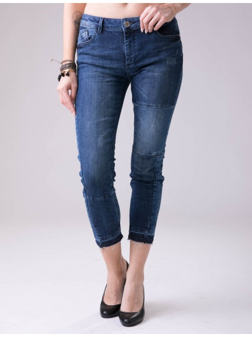 MOSMOSH Sumner  patch jeans