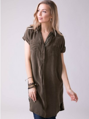 SUMMUM WOMAN mekko, khaki
