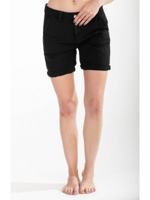 MOSMOSH Maria shorts, musta